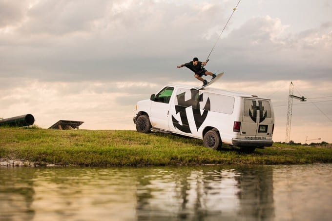 Trevor Bashir How To Buy A Wakeboards Van Jib