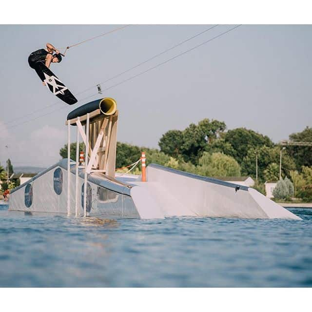@mitchlangfield #TheRenovation16 MVP   @lennartritscher Check out the exclusive, raw, unreleased footage from The Renovation with the #linkinbio #wakeboarding