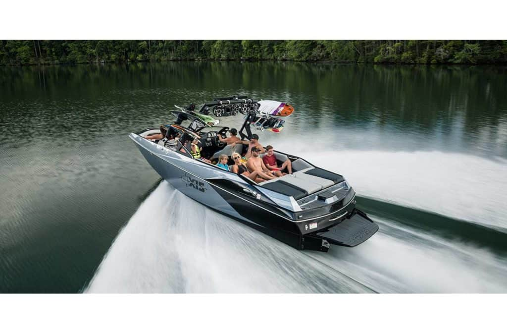 2014 Axis Wake Research A24 Wakeboard Boats
