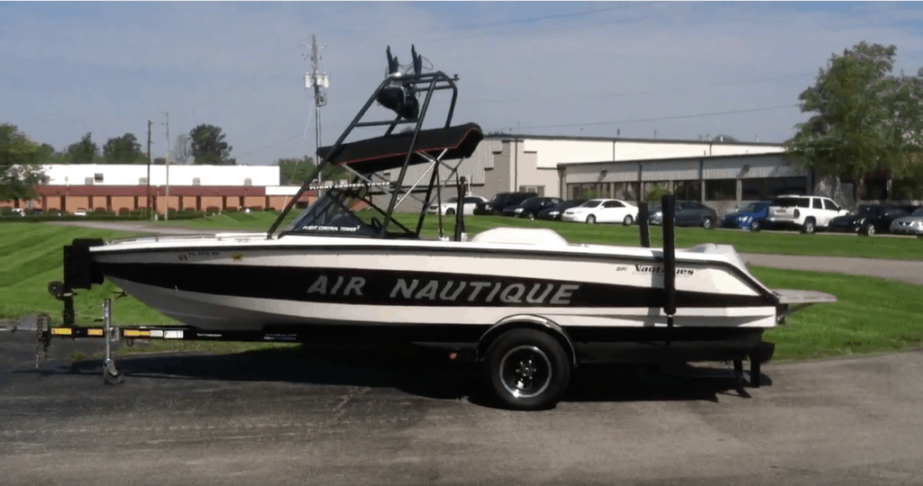 1997 Correct Craft Sport Nautique Wakeboard Boats