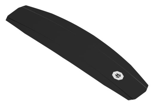 Humanoid IO Wakeboard Outer Master Graphic base angle