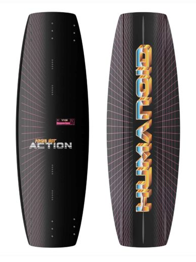 Cameo wakeboard VHS humanoid